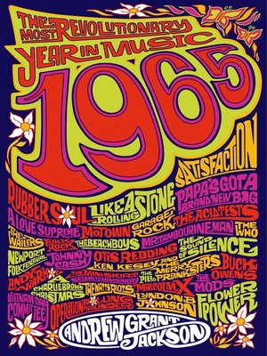 cover image of 1965--The Most Revolutionary Year in Music