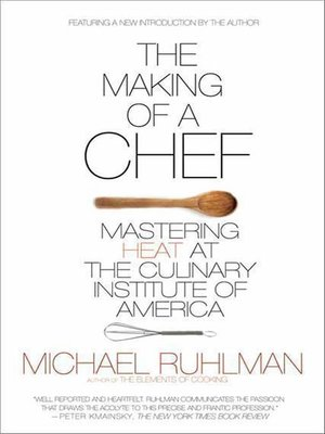 cover image of The Making of a Chef