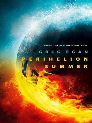 cover image of Perihelion Summer