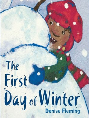 cover image of The First Day of Winter