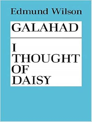 cover image of Galahad and I Thought of Daisy