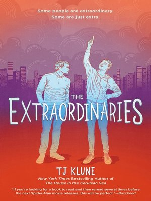 cover image of The Extraordinaries