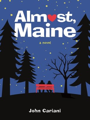 cover image of Almost, Maine