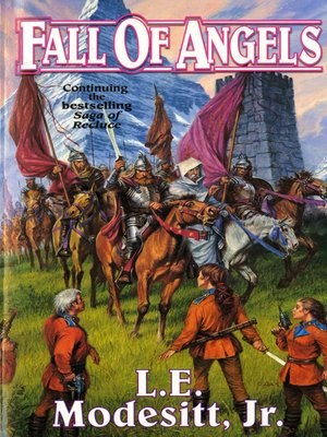 cover image of Fall of Angels