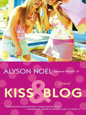 cover image of Kiss & Blog