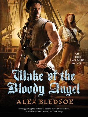 cover image of Wake of the Bloody Angel