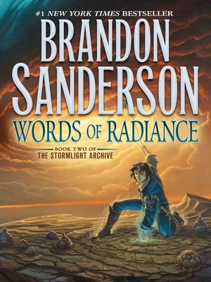 cover image of Words of Radiance