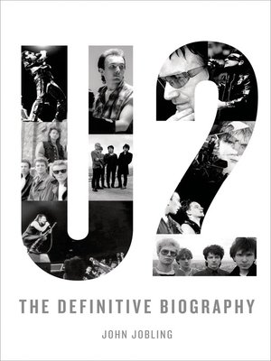 cover image of U2--The Definitive Biography