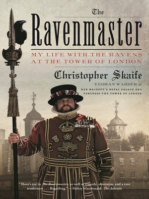 cover image of The Ravenmaster