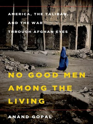 cover image of No Good Men Among the Living