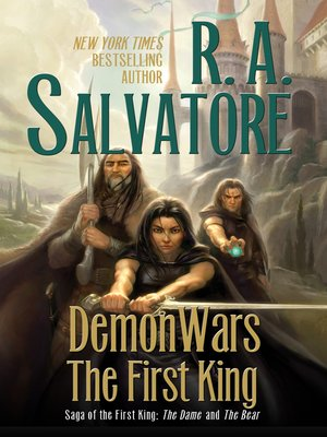 cover image of DemonWars, The First King