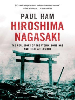cover image of Hiroshima Nagasaki