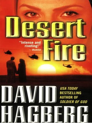 cover image of Desert Fire