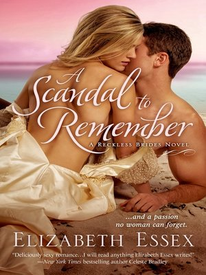 cover image of A Scandal to Remember
