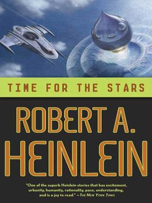 cover image of Time for the Stars