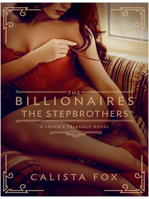 cover image of The Billionaires: The Stepbrothers