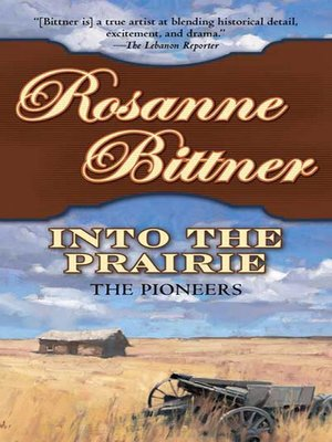 cover image of Into the Prairie