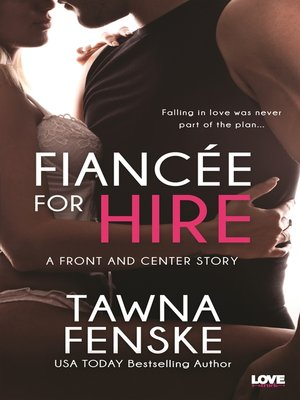cover image of Fiancée for Hire