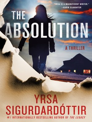 The Absolution  Book Cover