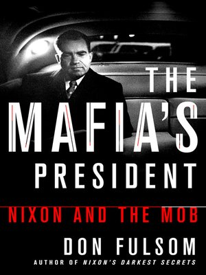 cover image of The Mafia's President
