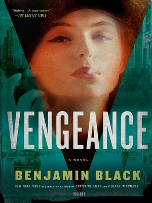 cover image of Vengeance