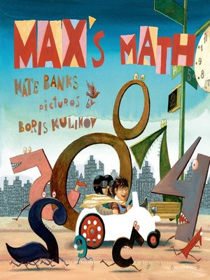 cover image of Max's Math