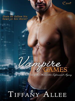 cover image of Vampire Games