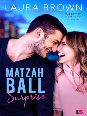 cover image of Matzah Ball Surprise