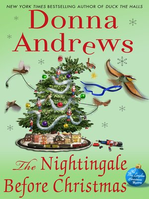 cover image of The Nightingale Before Christmas