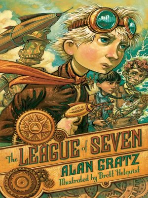 cover image of The League of Seven