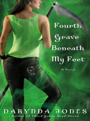 cover image of Fourth Grave Beneath My Feet
