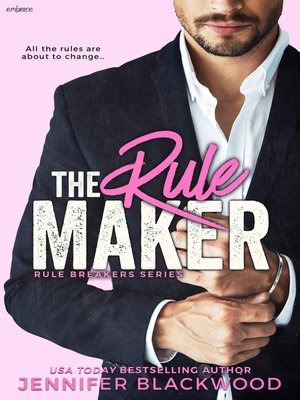 cover image of The Rule Maker