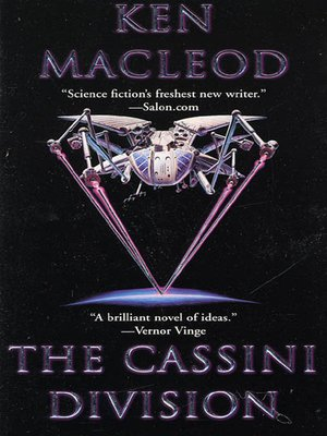 cover image of The Cassini Division