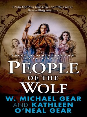 cover image of People of the Wolf