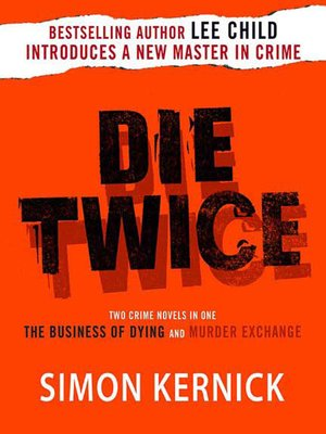 cover image of Die Twice