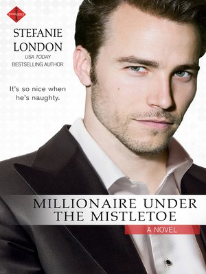 cover image of Millionaire Under the Mistletoe