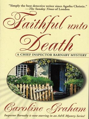cover image of Faithful Unto Death