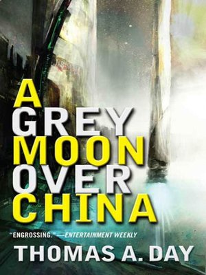 cover image of A Grey Moon Over China