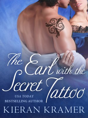 cover image of The Earl with the Secret Tattoo
