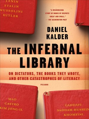 cover image of The Infernal Library