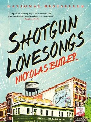 cover image of Shotgun Lovesongs