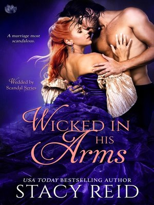 cover image of Wicked in His Arms