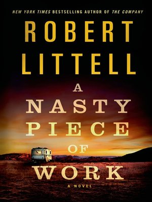 cover image of A Nasty Piece of Work