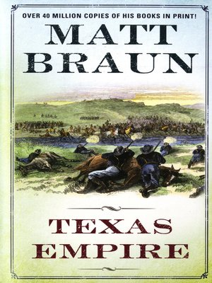 cover image of Texas Empire