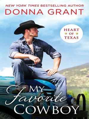 cover image of My Favorite Cowboy