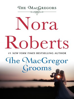 cover image of The MacGregor Grooms