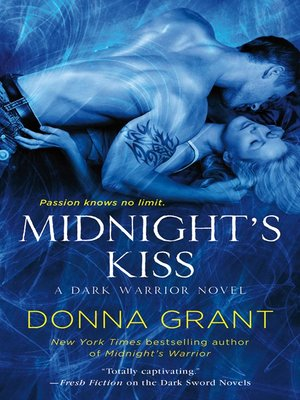 cover image of Midnight's Kiss