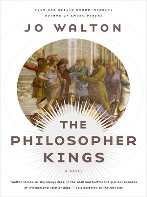 cover image of The Philosopher Kings--A Novel