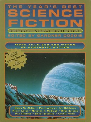 cover image of The Year's Best Science Fiction, Eleventh Annual Collection