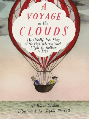 cover image of A Voyage in the Clouds